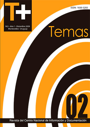 34563a35646a Revista del Centro Nacional de Información y Documentación Revista del C  entro Nacional de Información y Documentación